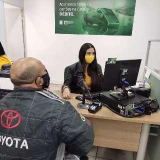 Detran faz mutirão para motorista que exerce atividade remunerada renovar CNH