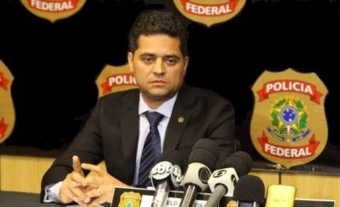 Superintendente da PF em MS deixa o cargo e delegado de Dourados assume função