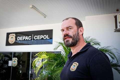 Segurança declara vago cargo de delegado morto em acidente