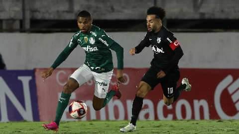 Palmeiras vence o Bragantino por 1 a 0 e garante vaga na semifinal do Paulistão