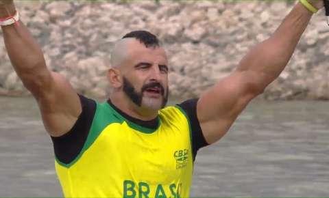 Paratleta de MS conquista medalha de ouro na Copa do Mundo de Canoagem