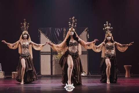 Depois de oficinas, cultura árabe vira espetáculo gratuito toda sexta