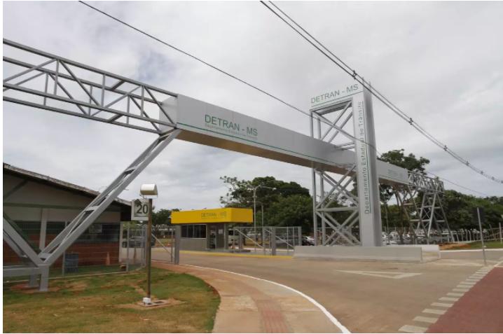 A comunicação ficou comprometida pouco depois das 14h30, sendo aberto chamado para a OI, mas até o momento não foi restabelecida. (Foto: Divulgação/Detran-MS)