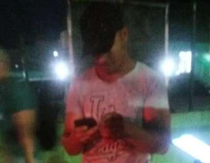 Suspeito de roubos em série a mototaxistas é preso no Centro
