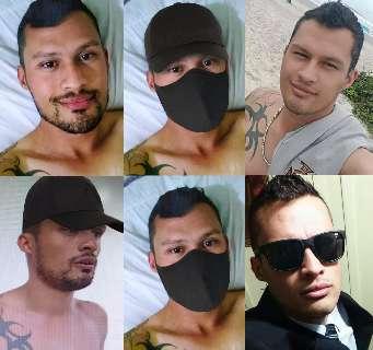 Polícia divulga fotos de homem suspeito de matar campo-grandense em Curitiba