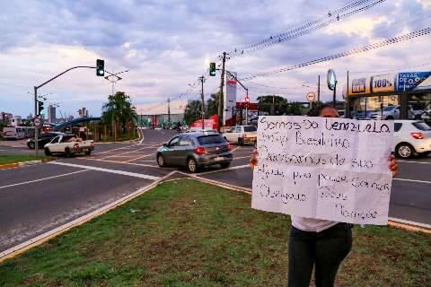 Mutirão nesta segunda vai regularizar situação de venezuelanos em MS