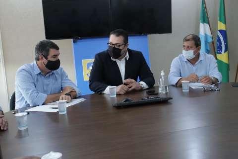Ordem é acelerar obra do Hospital Regional, afirma Eduardo Riedel