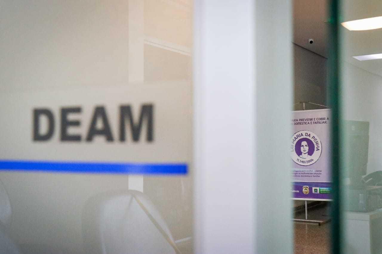 Caso foi registrado na Delegacia Especializada de Atendimento à Mulher. (Foto: Arquivo/Henrique Kawaminami)