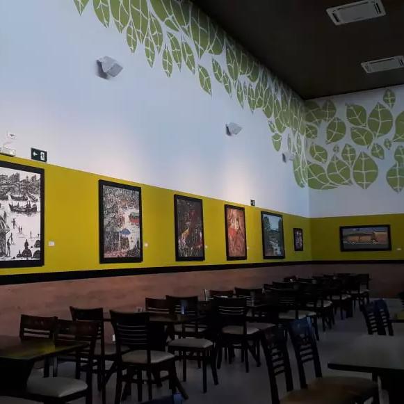 Restaurante abre espaço para todo mundo aprender compostagem