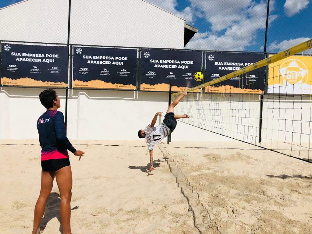 Competinação nacional terá duplas de 12 Estados e vale vaga para Mundial da modalidade em julho deste ano (Foto Tiago Silva)