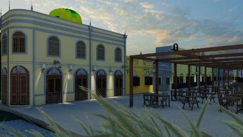Licitação é aberta para reformar Cidade do Natal com fachadas históricas