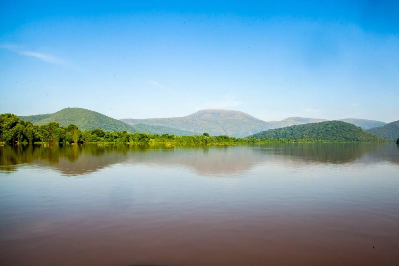 Pantanal alagado, como deve ser. (Foto: Reinaldo Delgado/Instituto do Homem Pantaneiro)