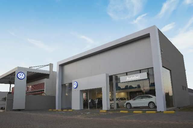 A mais nova loja conceito Autobel da Volkswagen
