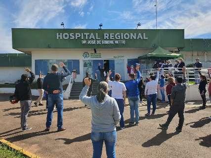 Enfermagem do Regional de Ponta Porã prepara greve para quinta-feira