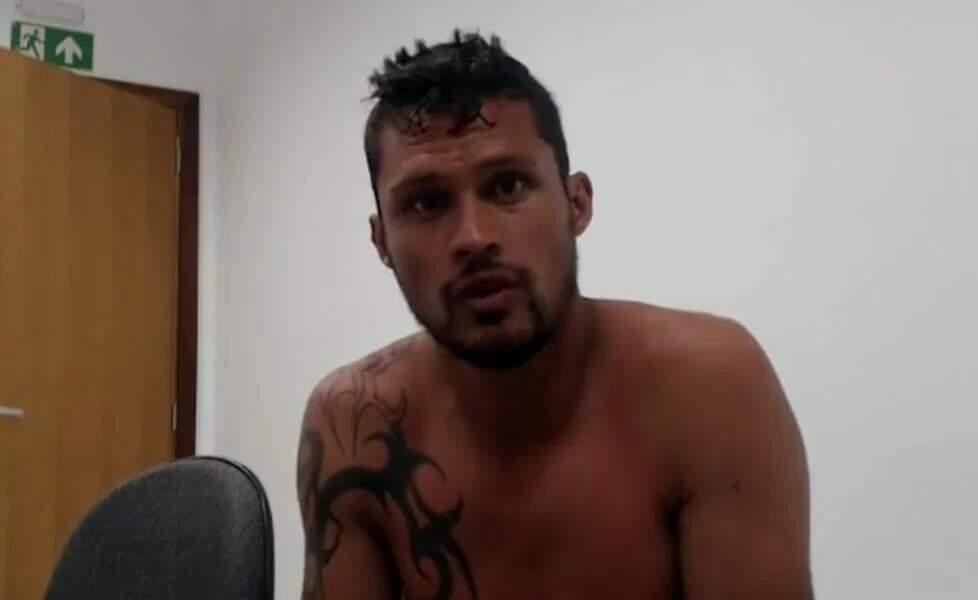 Tiago Soroka em foto de arquivo do Tribunal de Justiça do Paraná (Foto: Ric Mais/Divulgação)