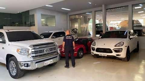 Lamborghini de R$ 2 milhões vai a leilão em lista de bens do tráfico