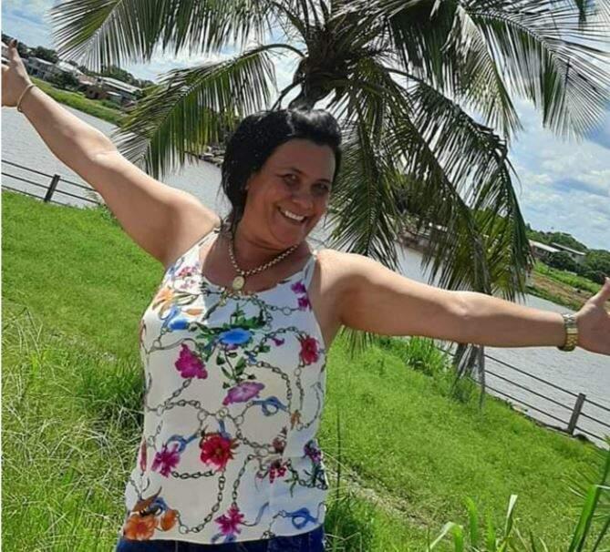Vice-prefeita de Porto Murtinho tinha apenas 49 anos e faleceu após uma parada cardíaca na madrugada desta sexta-feira (Foto Facebook)