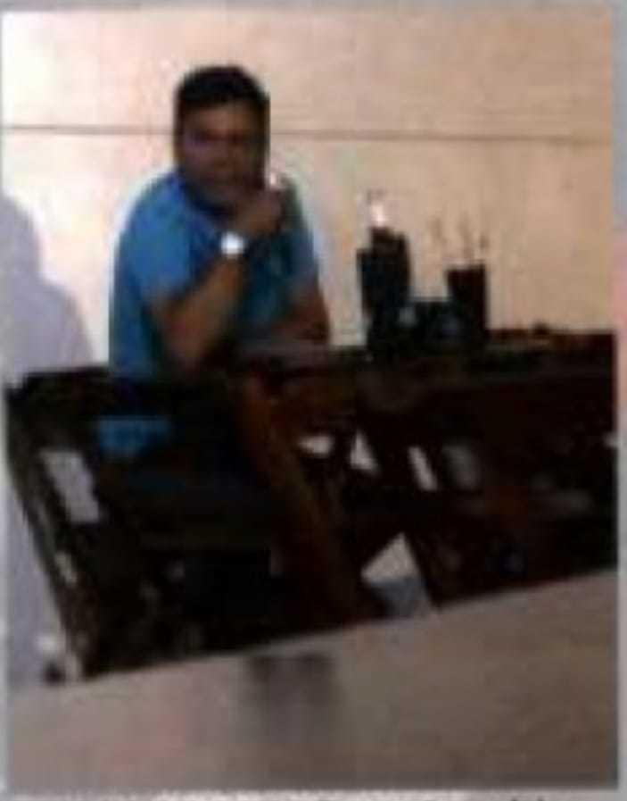 O homem de 11 nomes, pelo menos, flagrado em bar de Campo Grande. (Foto: Reprodução de processo)