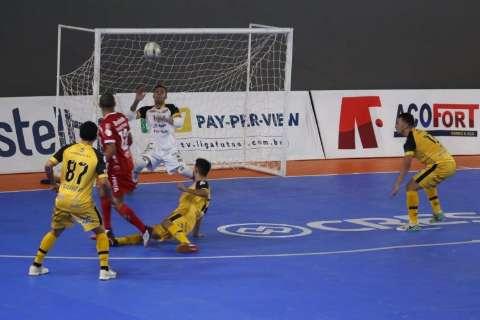 Juventude perde de 3 a 0 para os visitantes do Atlântico de Erechim