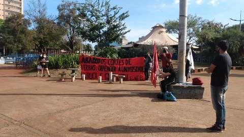 Promotora ameaça processar organizadores e esvazia ato contra Bolsonaro