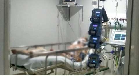 """No """"pior momento da pandemia"""", MS não tem UTI em hospitais públicos e privados"""