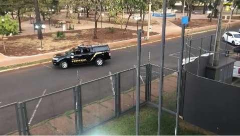"""Liderado por """"Velho"""", bando é alvo da PF em operação contra o tráfico"""