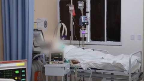Com superlotação em UTI, 40% dos pacientes atendidos na Capital são de fora