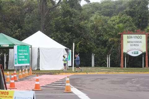 Parque dos Poderes será reservado para lazer neste feriado