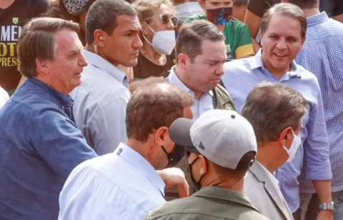 """""""Casa"""" partidária de Bolsonaro gera ansiedade em MS"""