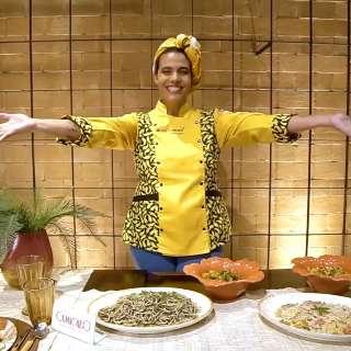 Chef ensina releituras veganas de pratos típicos pantaneiros