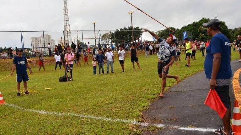 Edição 2021 dos Jogos Indígenas foi adiada por conta da pandemia em Campo Grande.