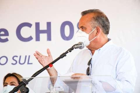 Ministro elogia atuação de bancada e de Reinaldo ao falar sobre R$ 4 bi em obras