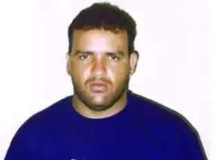 Laudelino Ferreira Vieira foi preso em 2010 depois de atirar em policiais na rodovia. (Foto: Diário Corumbaense)
