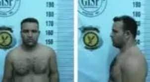 Lino em foto do sistema prisional estadual. (Foto: Reprodução de processo)
