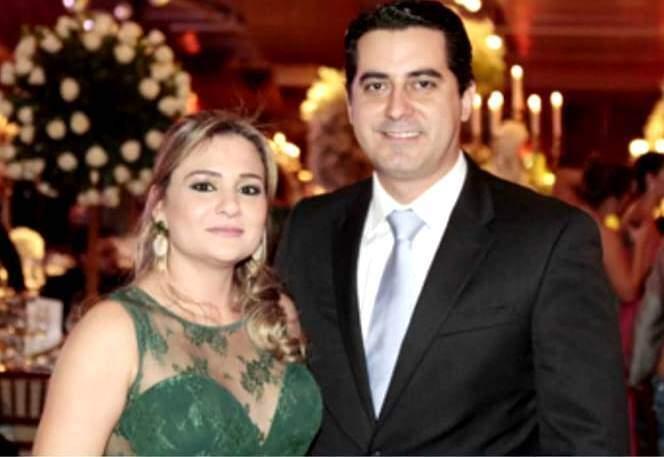 Emmanuelle e Aldo recorreram ao TJ, mas bloqueio de R$ 16 milhões foi mantido.