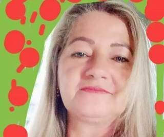 Nice Menani, de 52 anos, foi transferida na sexta-feira (04). (Foto: Reprodução Facebook)
