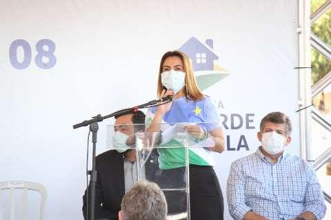 """""""Se não sair pela porta da frente vai enfrentar a Justiça"""", afirma Soraya"""