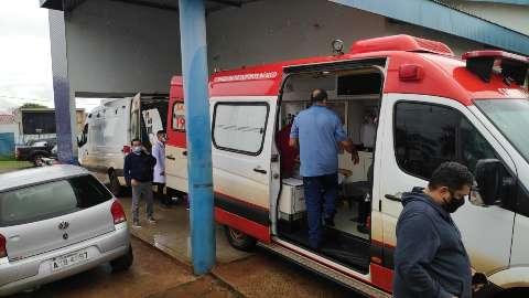 Dourados vai transferir mais 6 pacientes com covid para o interior de São Paulo