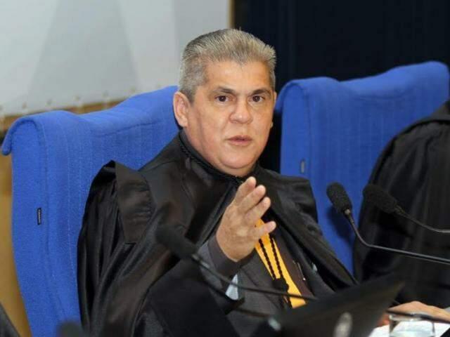 Waldir Neves foi empossado conselheiro do TCE em 15 de julho de 2009.
