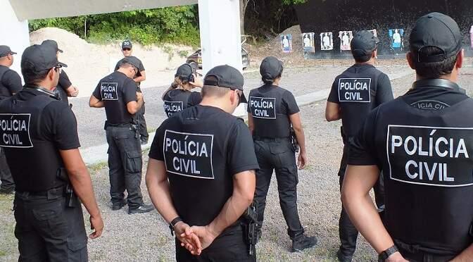 Todos os órgãos de segurança pública do Estado estão inclusos na lei que garante a venda da arma de fogo dos servidores na aposentadoria (Foto Divulgação)
