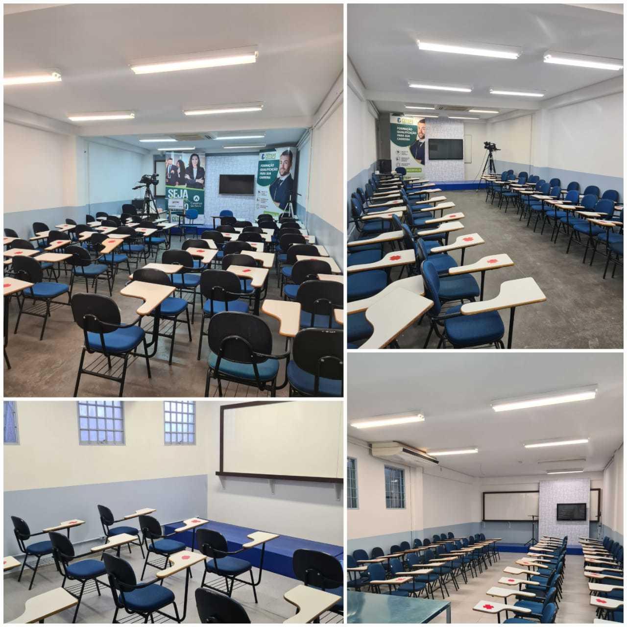 Faculdade Prime tem infraestrutura completa para receber alunos da graduação e pós-graduação.