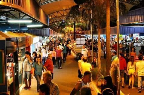 Feira Central não vai abrir durante período de restrições em Campo Grande