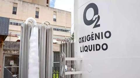 Após instabilidade, HR prepara troca da rede de oxigênio