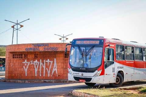 Com bandeira cinza, transporte coletivo funcionará em regime especial na Capital