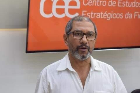 Rivaldo Venâncio, pesquisador da Fiocruz, diz que situação de MS exige medidas restritivas urgentemente. (Foto: Divulgação)