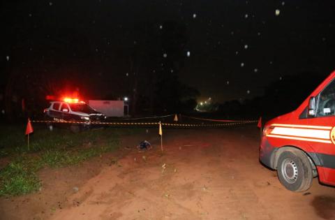 Polícia investiga se homem encontrado no Oiti morreu após crise convulsiva