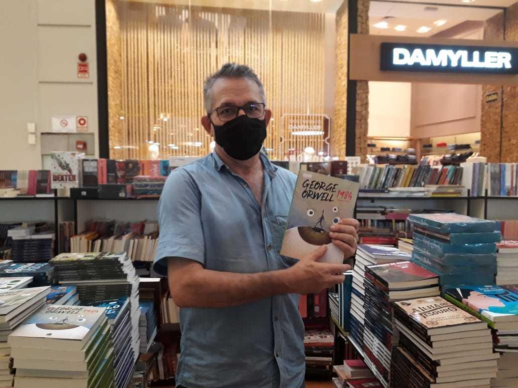 Itamar Maciel relata uma diminuição de 90% nas vendas durante a pandemia (Foto: Alana Portela)