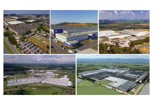 Volkswagen paralisa fábricas por falta de componentes