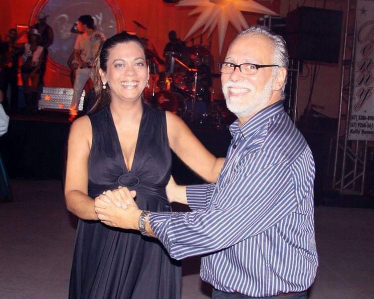Em 2021, Malu e José celebram 34 anos de união.