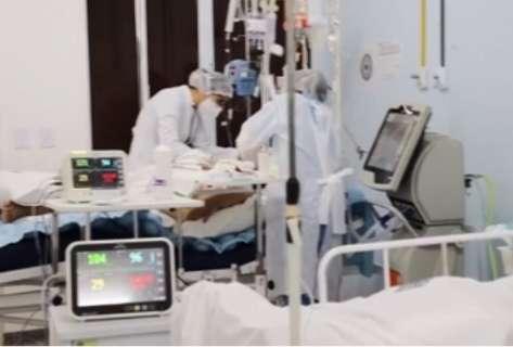 MS continua sem leitos de UTI e na maior alta de mortes por covid